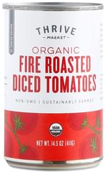 Thrive Market Organic Fire Roasted Tomatoes