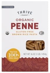 Thrive Market Organic Brown Rice Penne