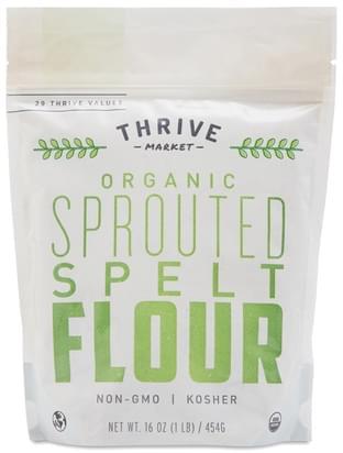 Thrive Market Organic Sprouted Spelt Flour - 16 oz
