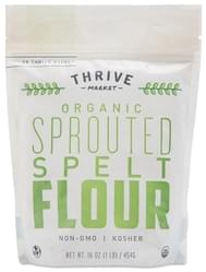 Thrive Market Organic Sprouted Spelt Flour