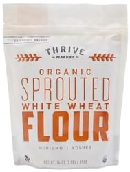 Thrive Market Organic Sprouted White Wheat Flour