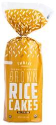 Thrive Market Salt-free Organic Whole Grain Rice Cakes