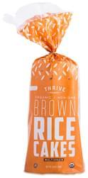 Thrive Market Multigrain Organic Whole Grain Rice Cakes