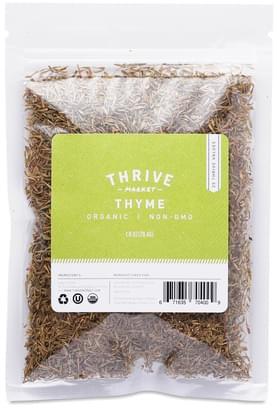 Thrive Market Organic Thyme - 1 oz