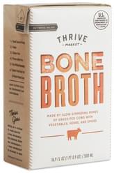 Thrive Market Grass-Fed Beef Bone Broth