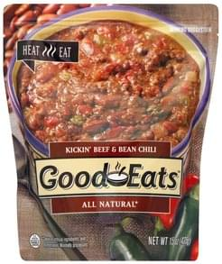 Good Eats Chili Kickin' Beef & Bean
