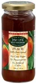 Beit Yitzhak 100% Fruit Spread Peach