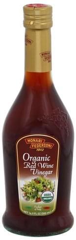 Monari Federzoni Organic Red Wine Vinegar - 16.9 oz