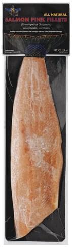 Tasty Catch Salmon Pink Fillets - 12.8 oz