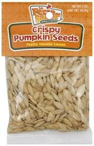 La Feria Pumpkin Seeds Crispy