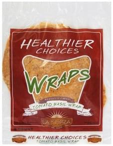 La Fuerza Wraps Tomato Basil