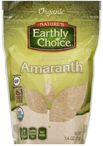 Natures Earthly Choice Premium Amaranth - 14 oz