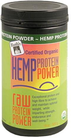 Ruths Hemp Protein Powder