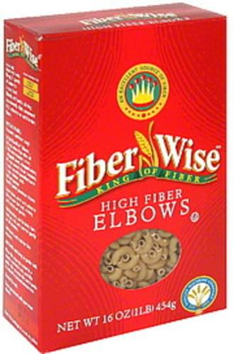 Fiber Wise High Fiber Elbows - 16 oz