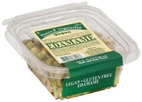 Macro Vegetarian Edamame Vegan