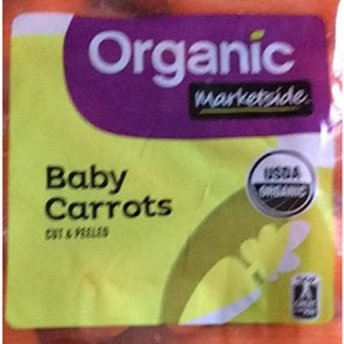 Marketside Organic Baby Carrots - 85 g