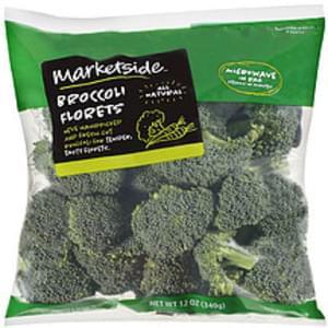 Marketside Broccoli Florets