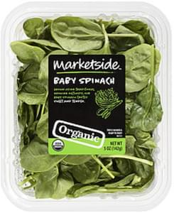 Marketside Salad Baby Spinach