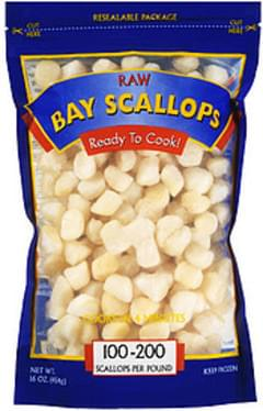 Preferred Freezer Svc Of Atlanta Raw Bay Scallops 100-200 Scallops Per Lb