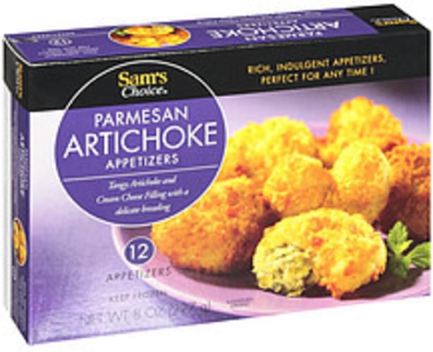 Sam's Choice Parmesan Artichoke Appetizers - 8 oz