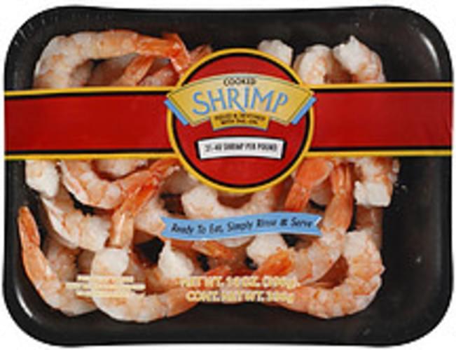 Shrimp Cooked Shrimp - 14 oz
