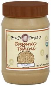 Brads Organic Tahini Sesame