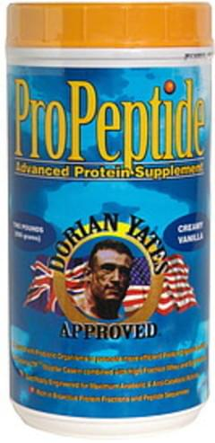 ProPeptide Advanced Protein Supplement Creamy Vanilla