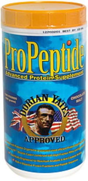 ProPeptide Chocolate Malt Advanced Protein Supplement - 2 lb