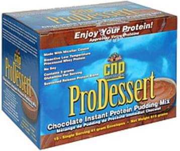 CNP Professional Chocolate Instant Protein Pudding Mix