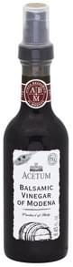 Acetum Vinegar Balsamic, of Modena