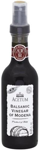Acetum Balsamic, of Modena Vinegar - 8.45 oz