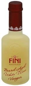 Fini Vinegar White Wine, Barrel Aged