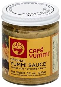 Cafe Yumm Yumm Sauce Original