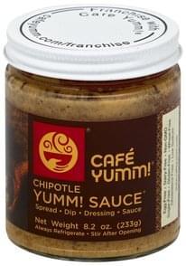 Cafe Yumm Yumm Sauce Chipotle