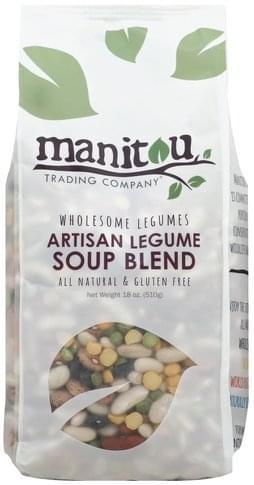 Manitou Trading Artisan Legume Soup Blend - 18 oz