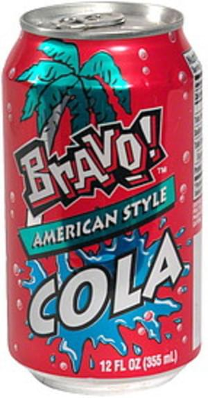 Bravo Cola - 12 oz
