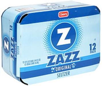 Giant Seltzer Original