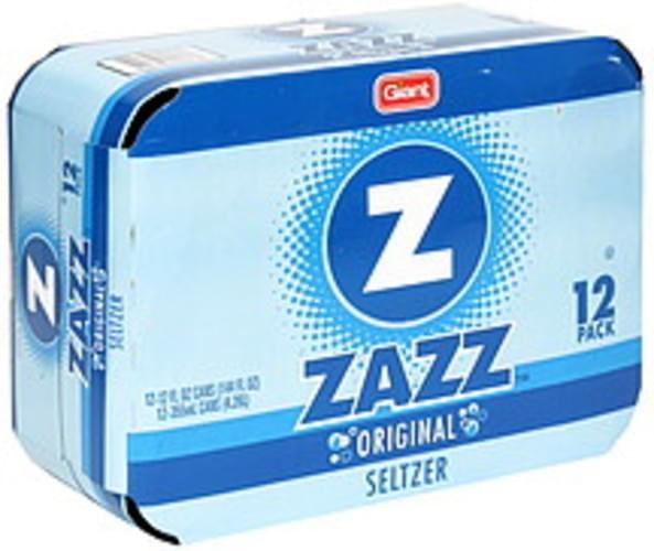 Giant Original Seltzer - 12 ea