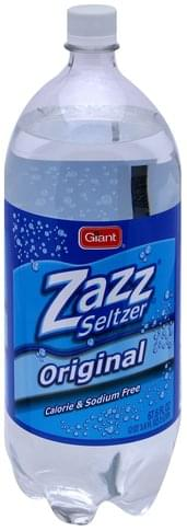 Giant Original Seltzer - 67.6 oz