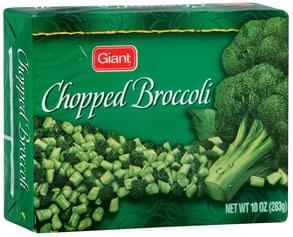 Giant Chopped Broccoli