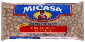 Mi Casa Cranberry Beans