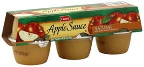 Giant Apple Sauce Natural