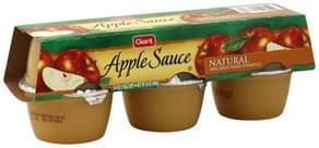 Giant Apple Sauce Natural