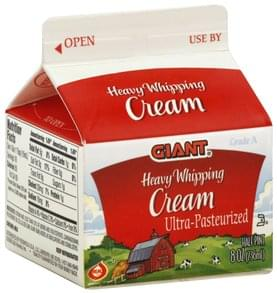 Giant Heavy Whipping Cream