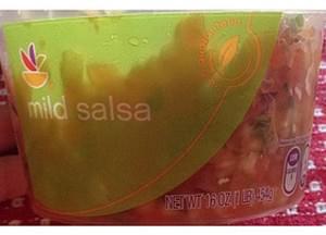 Giant Mild Salsa