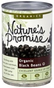 Natures Promise Organic Black Beans