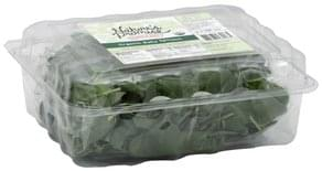 Natures Promise Baby Spinach Organic