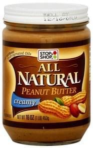Stop & Shop Peanut Butter Creamy
