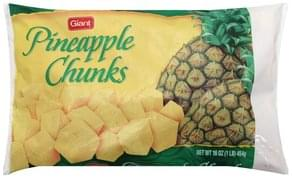 Giant Pineapple Chunks