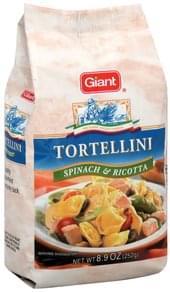 Giant Tortellini Spinach & Ricotta